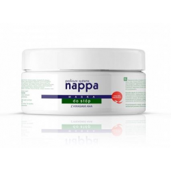 Foot Mask Nappa with Silk and Lavender 250ml