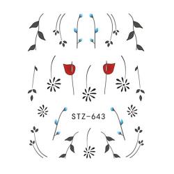 Sticker stz-643
