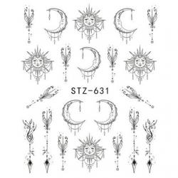 Sticker STZ-631