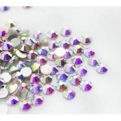 Stikliniai chameliono akmenukai 100vnt.