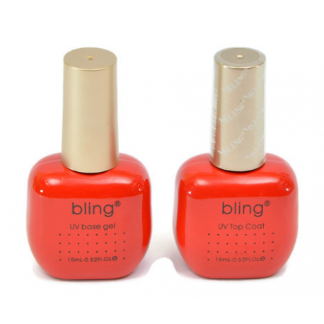 Base&Top Coat BLING 10ml