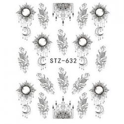 Sticker STZ-632