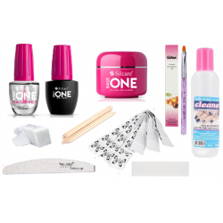 Set for nail extension