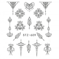 Sticker STZ-609