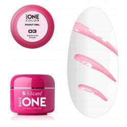 Medium Pink paint gel 5g