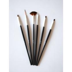 Paint brush set BLING 6pcs.