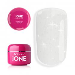 Base One Diamond Touch 5g skaidrus priauginimo gelis