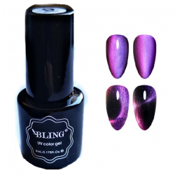 GALAXY 9D Cat Eye Bling gel polish 5ml 03