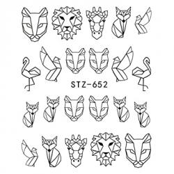 Stickers STZ-652