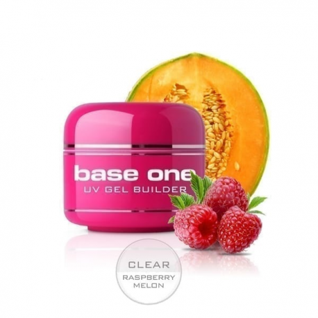 Base One Clear 30g raspberry melon