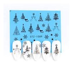 Nail stickers STZ-1089